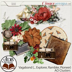Vagabond, Explorer, Rambler, Pioneer AO Clusters by ADB Designs