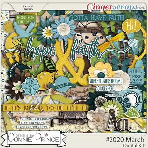 #2020 March - Kit by Connie Prince