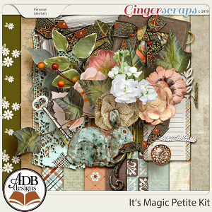 It's Magic Petite Kit by ADB Designs
