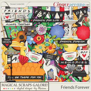 Friends Forever (page kit)