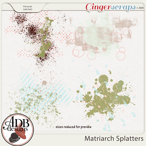 Matriarch Splatters by ADB Designs