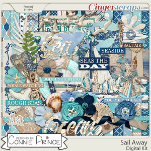 Sail Away - Kit by Connie Prince