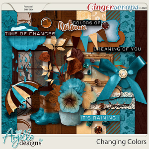 Changing Colors by Angelle Designs
