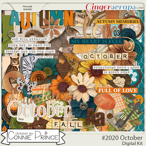 #2020 October - Kit by Connie Prince