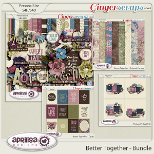 Better Together - Bundle by Aprilisa Designs