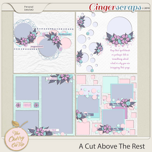 The Cherry On Top Cut Above The Rest Templates