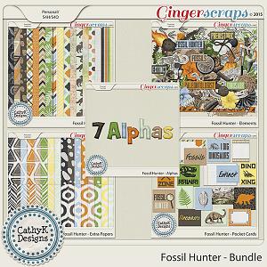 Fossil Hunter - Bundle
