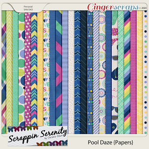 Pool Daze Papers