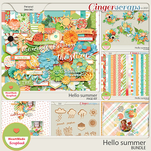 Hello summer - bundle