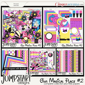 Our Magical Place #2 {Complete Collection}
