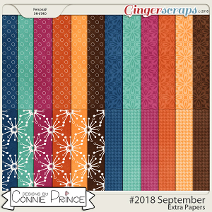 #2018 September - Extra Papers by Connie Prince