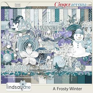 A Frosty Winter by Lindsay Jane