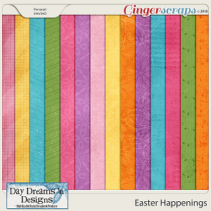 Easter Happenings {Tonal Papers} by Day Dreams 'n Designs