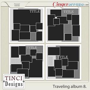 Traveling album 8.
