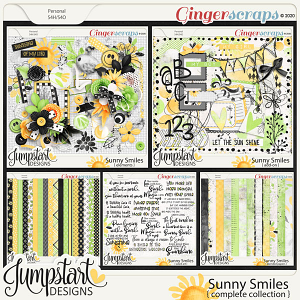 Sunny Smiles {Complete Collection} by Jumpstart Designs