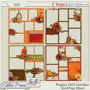 Project 2015 October - QuickPages