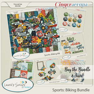 Sports: Biking Bundle