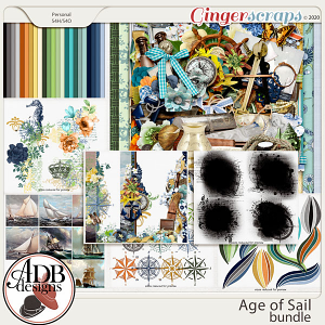 Age of Sail Bundle by ADB Designs