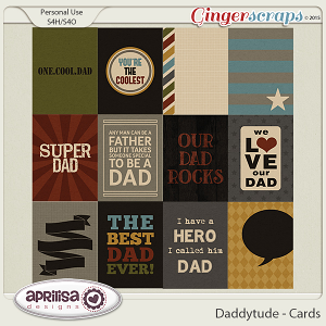 Daddytude - Cards