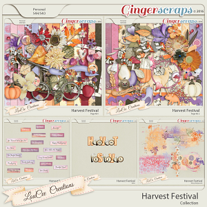 Harvest Festival Collection