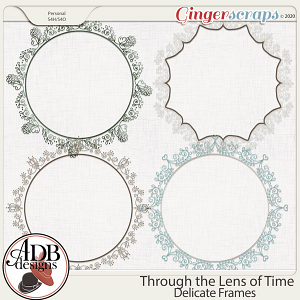 Through The Lens of Time Frames by ADB Designs