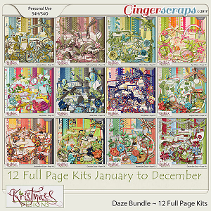 Daze Page Kits Bundle