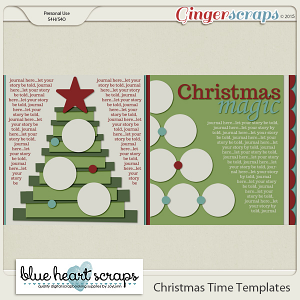 Christmas Time Templates