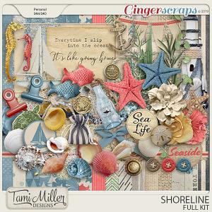 Shoreline Full Kit by Tami Miller Designs
