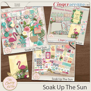The Cherry On Top:  Soak Up The Sun Bundle