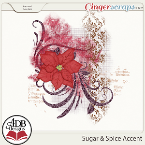 Sugar & Spice Blendable by ADB Designs