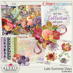 Late Summer Days - Collection (Limited Time)