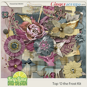 Top O the Frost by Key Lime Digi Design