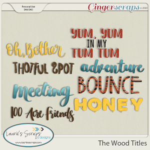 The Wood Titles
