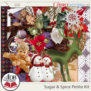 Sugar & Spice Petite Kit by ADB Designs