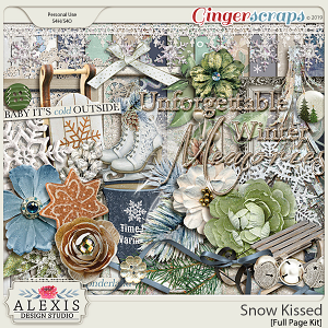 Snow Kissed - Kit
