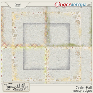 ColorFall Edges by Tami Miller Designs