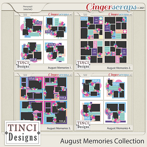 August Memories Collection