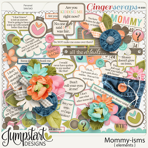 Mommy-isms {Elements} by Jumpstart Designs