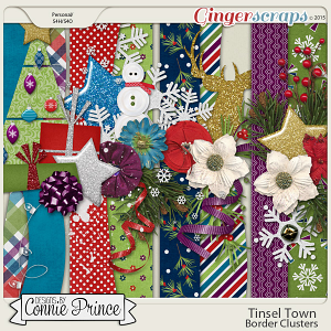 Tinsel Town - Border Clusters