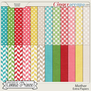 Mother - Extra Papers