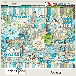 Coastal by Lindsay Jane