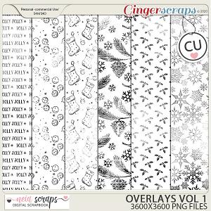Overlays - VOL 01 - CU - by Neia Scraps
