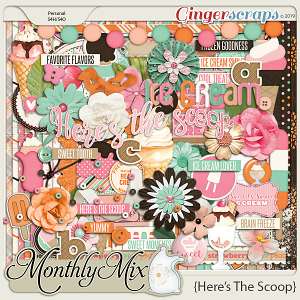 GingerBread Ladies Monthly Mix: Here's The Scoop