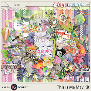 This is Me May by Snickerdoodle Designs