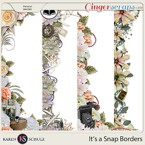 Its a Snap Borders by Karen Schulz and ADB Designs