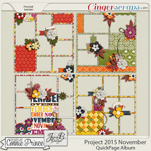 Project 2015 November - QuickPages