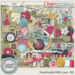 Handmade with Love - Kit