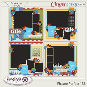 Picture Perfect 138 by Aprilisa Designs