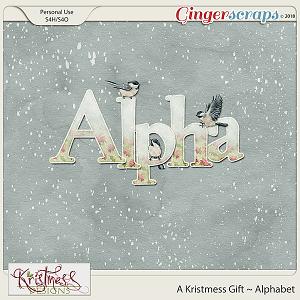 A Kristmess Gift Alphabet