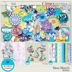 New March - bundle
